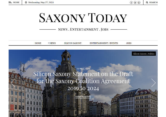 SaxonyToday